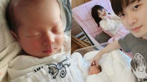 มินฮวาน FTISLAND เปิดตัวลูกชายวัย 10 วัน สุดน่ารักน่าชัง!!