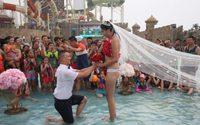 10 โมเม้นท์การขอ แต่งงาน สุดแนวของหนุ่ม-สาวชาวจีน