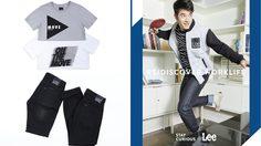 Lee และ COTTON USA เปิดตัวเสื้อยืด และกางเกงยีนส์ เอาใจหนุ่มๆ ที่ชื่นชอบสปอร์ตแฟชั่น