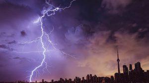 พายุฝน-ฟ้าผ่า | วิธีเอาตัวรอดและป้องกันตนเอง ก่อนและขณะเกิดพายุฝน เกิดฟ้าผ่า