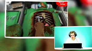 จะรอดมั้ย!! เมื่อให้คุณหมอตัวจริงต้องผ่าตัดให้ผู้ป่วยผ่านเกมส์ Surgeon Simulator 2013