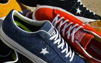 รองเท้า CONVERSE ONE STAR HAIRY SUEDE สวยสดรับซัมเมอร์