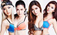 12 สาวสวยจาก RUSH Sassy Club 2016 เซ็กซี่ไม่แพ้ใครแน่นอน Part 1