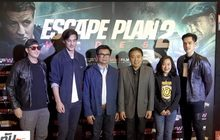 โมโนฟิล์ม เปิดตัวรอบปฐมทัศน์ ภ.Escape Plan 2