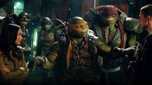 4 เต่าปะทะแรดและหมูป่า! ในตัวอย่างล่าสุดของ Teenage Mutant Ninja Turtles: Out of the Shadows