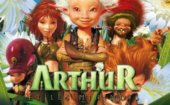 Arthur and the Minimoys อาร์เธอร์ ทูตจิ๋วเจาะขุมทรัพย์มหัศจรรย์