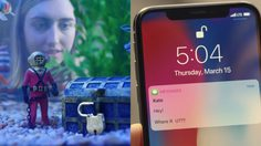 โฆษณาใหม่ Apple โชว์ความเจ๋ง Face ID จะเป็นยังไงถ้าปลดล็อคทุกอย่างได้เพียงแค่การมอง!!