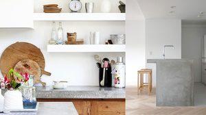 เหตุผลง่ายๆ ทำไมถึงควรเลือก คอนกรีต ท็อป เคาน์เตอร์ ในครัว! มันจะลอฟท์ๆ หน่อยนะ