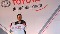 Toyota แถลงยอดขายปี 2560 พร้อมตั้งเป้า 300,000 คันในปี 2561