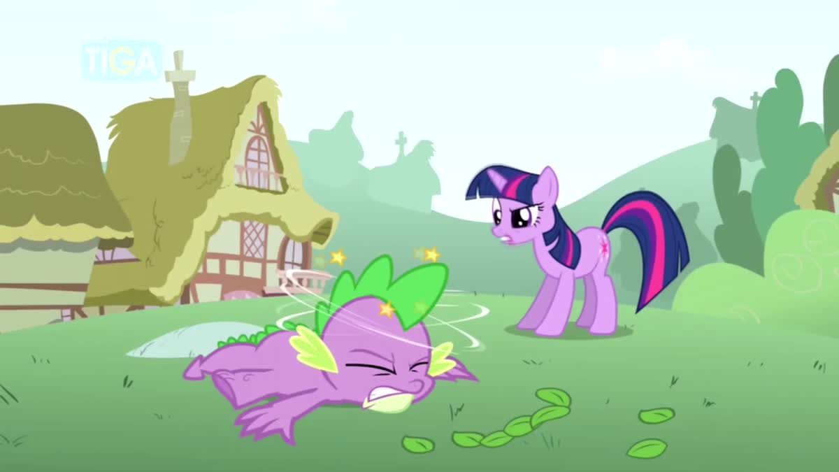 My Little Pony Friendship is Magic: มิตรภาพอันแสนวิเศษ ปี 1 Ep.15/P1