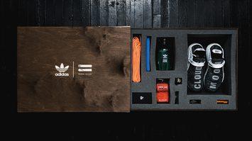Pharrell Williams x adidas Originals F&F ผลิตจำนวนจำกัด และไม่มีวางขายทั่วไป