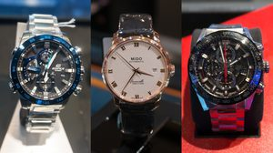 Central International Watch Fair 2017 งานสำหรับคนรักนาฬิกา มาครบทุกแบรนด์ทุกรุ่น