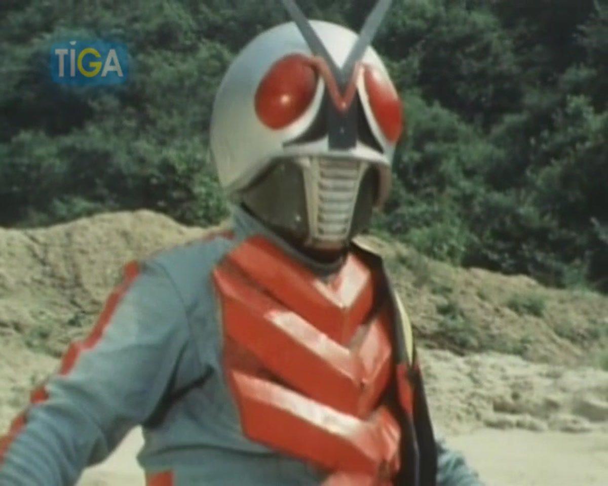 Masked Rider X ตอนที่ 29-3