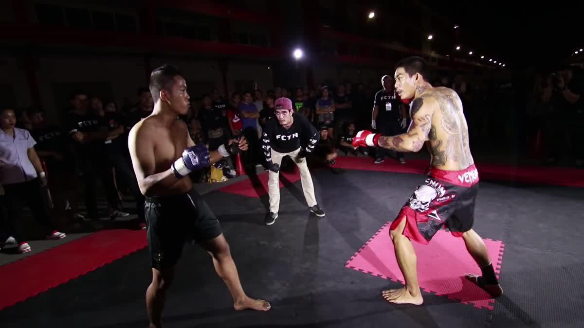Fight Club Thailand วันสำคัญ ชนะ ไฟท์คลับ x ไมค์ ราตรี คู่ที่ 148