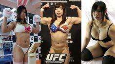Rin Nakai สาวสวยยอดนักสู้ UFC ตัวจริงเสียงจริง
