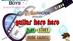 เกมส์ Guitar Hero Hero