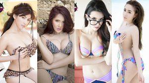 ซิ๊ดเลย!! 4 สาวสุดฮอต Spicy Girls Bikinis ใน Photo E-Book