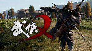 Swordsman X เกม survival ของเหล่าจอมยุทธ์เตรียมเปิดให้เล่นปีนี้ที่จีน