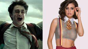 ขายดีซะงั้น! ชุดชั้นในสไตล์แม่มดจาก Harry Potter เวอร์ชั่นโตเป็นสาวแล้วแถมเซ็กซี่ด้วย