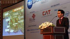CAT ชู Digital Park Thailand เมกะโปรเจคต่อยอดสู่การพัฒนาอุตสาหกรรมดิจิทัล ในงานTelecoms World Asia 2017