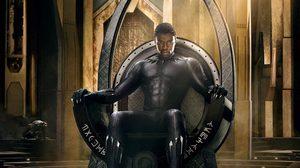 T'Challa นั่งบนบัลลังก์!! ในโปสเตอร์แรกจาก Black Panther