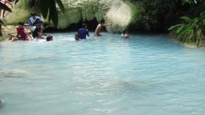 เที่ยวน้ำตกเอราวัณ สวรรค์ชั้น 7 จ.กาญจนบุรี