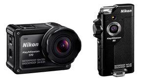 Nikon เปิดตัว KeyMission 170 และ KeyMission 80 กล้องแอคชั่น 2 รุ่นใหม่ล่าสุด