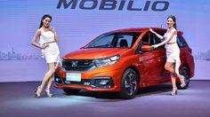 Honda เปิดตัว Honda Mobilio ใหม่ ยนตรกรรมอเนกประสงค์ ราคาเริ่มต้น 659,000 บาท