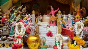 What People Get For Gods And Spirits In Return In Thailand