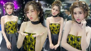 พริตตี้ ฮุนได มอเตอร์โชว์ 2018 ปิดท้ายฟินนาเล่ งดงามทุกคน