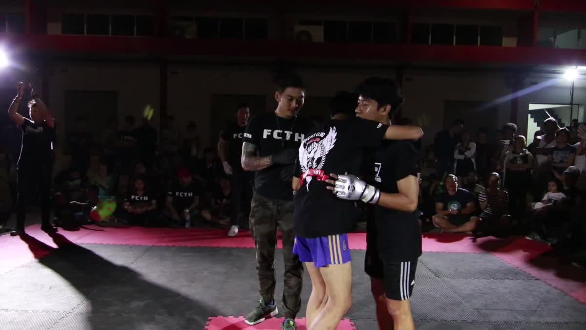 FIGHT CLUB THAILAND มังกรเดือด ติ่ง x สุกิต คู่ที่ 225