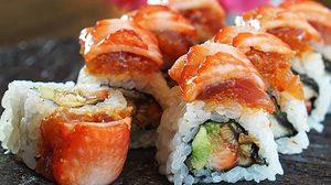 In the mood for love เอกมัย1 ร้านอาหารญี่ปุ่นท่ามกลางบรรยากาศแบบเซี่ยงไฮ้
