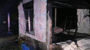 ไฟไหม้บ้านพักคนเฝ้าบ่อเลี้ยงกุ้ง คลอกชายวัย 56 ดับ