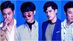 BLUE GENTS สี่หนุ่ม 'สุภาพบุรุษสีน้ำเงิน' ที่มากับเพลงเพราะ