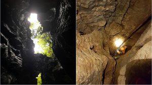 กรมอุทยานฯเผย ทีมสำรวจโพรงถ้ำ บางครั้งต้องนอนในป่าท่ามกลางสายฝน