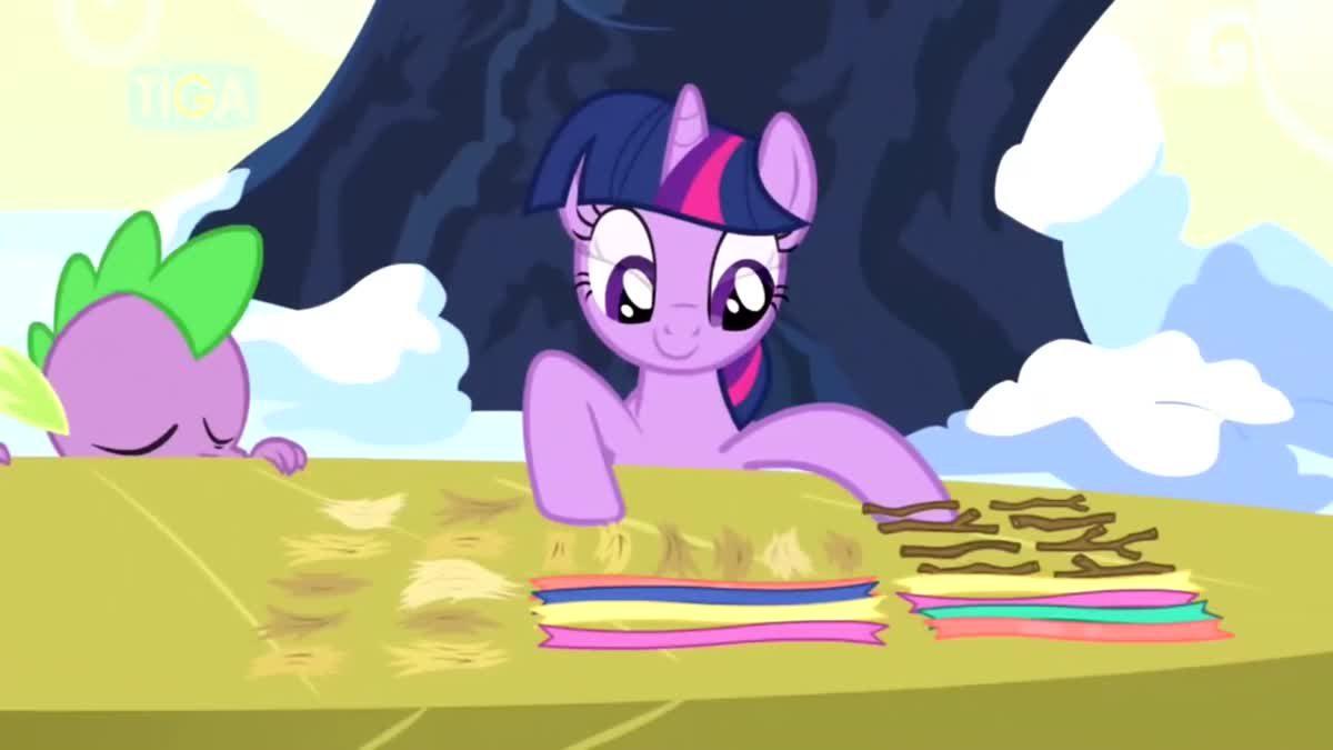 My Little Pony Friendship is Magic: มิตรภาพอันแสนวิเศษ ปี 1 Ep.11/P2