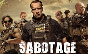 Sabotageคนเหล็กล่านรก