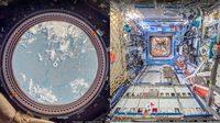 Google พาไปตะลุยอวกาศกับ Google street view ทำให้เห็นโลกจากอวกาศ