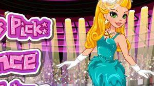 เกมส์แต่งตัวสาวนักเต้น Editor Pick Dance Fashion