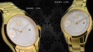 นาฬิกาตราสัญลักษณ์ครองราชย์ 70 ปี รัชกาลที่ 9 ของบริษัท WISE ผลิตเพียง 200,000 เรือนเท่านั้น