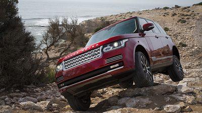 Range Rover Hybrid สุดยอด นวัตกรรมยานยนต์ ไฮบริดระดับสูง