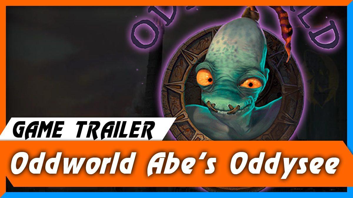 Oddworld Abe's Oddysee PS1 ver. [ตัวอย่างเกม]