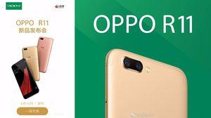 Oppo เตรียมเปิดตัวสมาร์ทโฟน R11 และ R11 plus มาพร้อมกล้องคู่!!