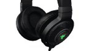เปิดตัวหูฟังเล่นเกมส์ Razer Kraken ลำโพง 7.1 เสียงสมจริง