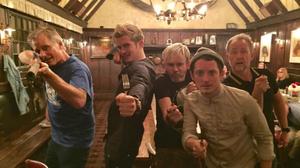 15 ปีผ่านไป พันธมิตรแห่งแหวน 5 คน จากมหากาพย์ Lord of the Rings มาพบหน้ากันอีกครั้ง