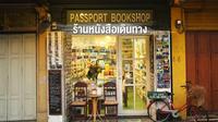 """ท่องไปในโลกของตัวหนังสือ """"ร้านหนังสือเดินทาง - Passport Bookshop"""""""