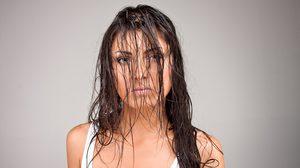 อันตรายจากการนอนผมเปียก