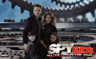 Spy Kid 4 : All the Time in the World ซูเปอร์ทีมระเบิดพลังทะลุจอ
