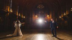 เหมือนอยู่ ดินแดนเวทย์มนต์ เมื่อคู่รัก จัดงานแต่ง ธีม แฮร์รี่ พอตเตอร์