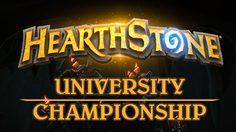 ศึกศักดิ์ศรีชาวมหาวิทยาลัย  Hearthstone University Championship ปะทะเดือด!